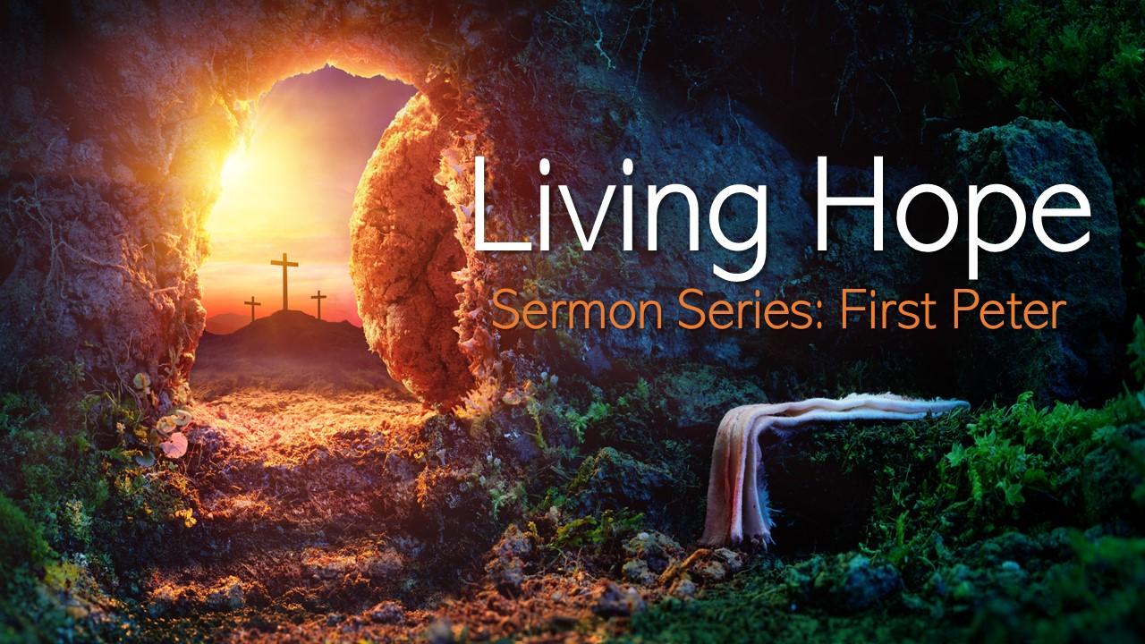 1 Peter Sermon Series