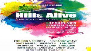 Hills Alive