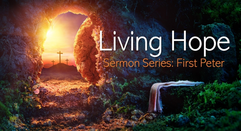 1 Peter Sermon Series