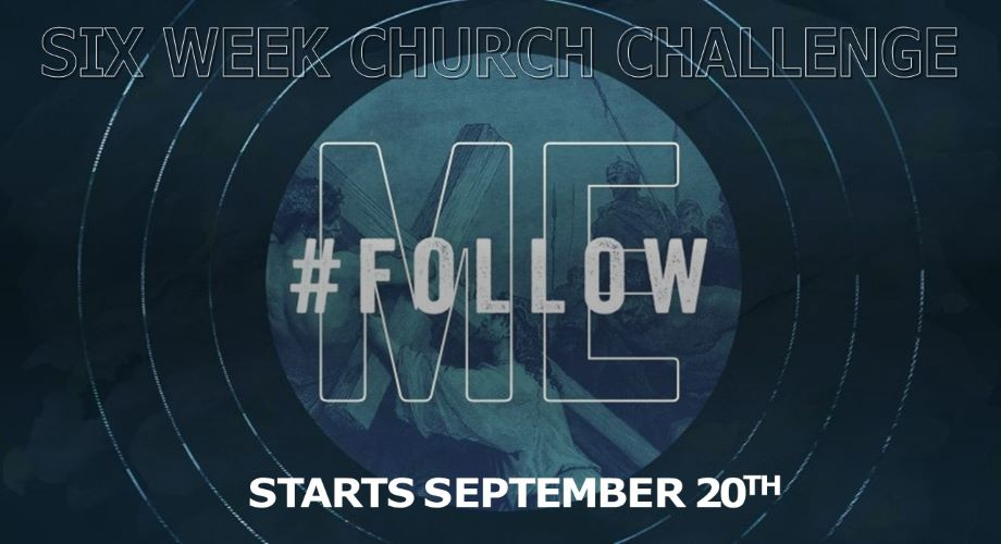 SIX WEEK CHURCH CHALLENGE resized