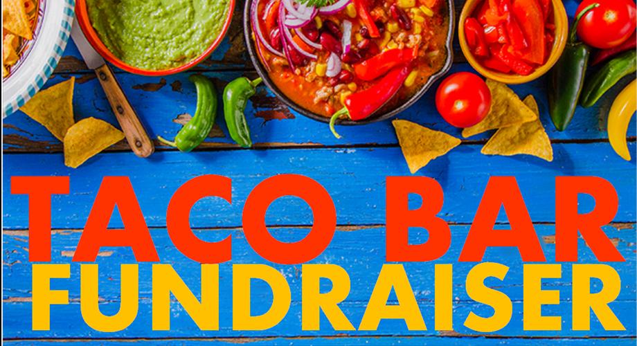 Taco Bar Fundraiser Web
